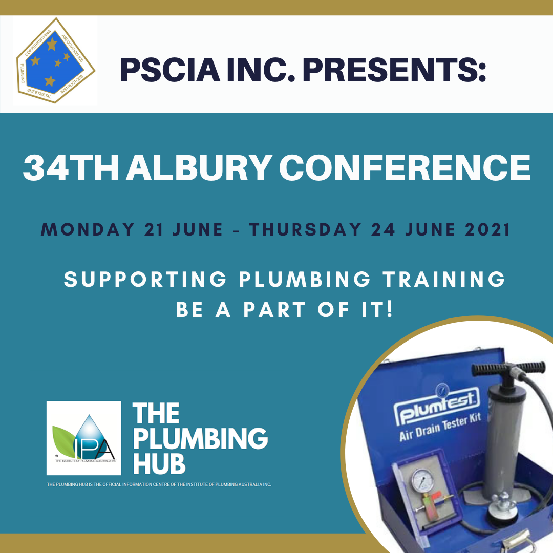 34th Albury Conference